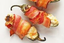 Food: Appetizers & Side Dishes / Awesome appetizer & side dish recipes to make.