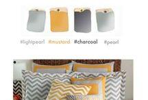 JIll's Bed & Bath Color Palette