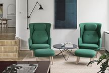 Homes + Decor / Collected inspiration and objects for the house, home and office.