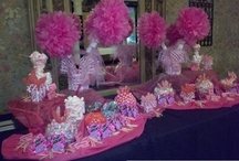 Candy Buffets and Holiday Parties! / by Kathy Johnson
