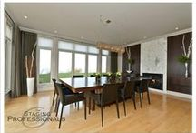 Dining Rooms on a Dime / by The Staging Professionals