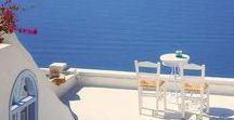 Through Santorini's lovers eyes