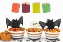 Jill's Halloween Color Chips / #squash  #doubletoilpurple  #glowinthedark  #monstermashgreen #halloweencolorchips