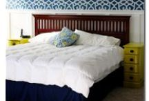 Bedroom / by Tegan Rabb