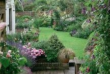 Gardens & Lawns / Gardens, real and imagined.