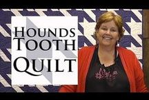 Can't Quit Quilting - Tutorials / Tutorials for free motion quilting, and all sorts of blocks and quilts.  Now you have no excuse (rats!). / by Suzy Stanford