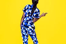 Print + Pattern : Fashion  / Collection of patterns, prints and textiles used in fashion