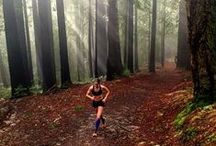 R U N / trail running