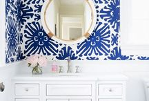 bath / Ideas for a real bathroom / by Mary Doherty
