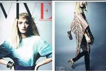 Glass Handbag Fashion News / Celebrities, fashion magazines, In Style, Sofia Vergara.