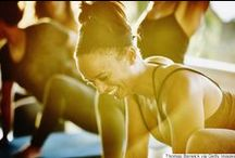 Stretch Yourself: Fitness / All of the fitness inspiration you could ever need...