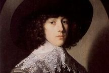 European Portraiture / A collection of European portraiture.