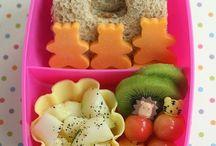 yummies for my princess.