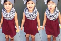 Baby fashion.