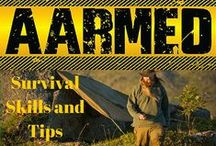 Survival Skills & Tips / Surviving in the wilderness can be a challenge, knowing how to survive is all about being prepared mentally, physically and with the right survival gear. Emergencies Aren't Planned - Survival Is!
