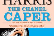 Strong, Savvy Women...And The Men Who Love Them / THE CHANEL CAPER (Book #1): Fashion editor Blake Weston marries a cop—but uses her quick wit and sassy Big Apple mojo to help him solve a murder—and save his job.  A KISS AT KIHALI (Book #2):  Starlite Higgins is a beautiful, brilliant vet who helps save hurt and wounded animals. But can she heal her own hurt and wounded heart?  HUSBAND TRAINING SCHOOL (Book #3):   Robin Aguirre uses her Marine Corps know-how to help save other women's marriages. But will she ever find her own Mr. Right?