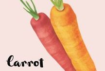 Carrot / Recipes with carrots