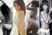 Celebrity Bikini Bodies / When celebrities are in shape, they love showing off their bikini bodies!