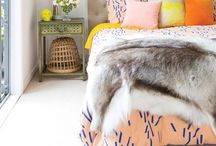 bedrooms / by Ashley Woodruff