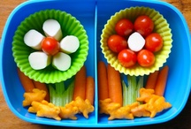 School Lunch Ideas / Healthy and creative school lunch ideas for kids of all ages.