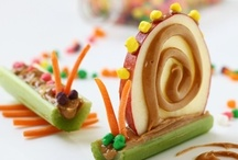 Fun with Food / Love these fun food ideas for kids!