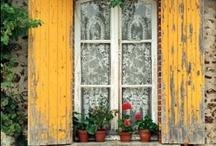 Windows to the world / by Jenny O.