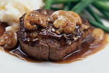 Beef Recipes / by Food So Good Mall