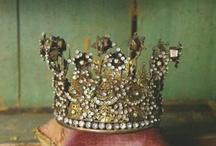 ♛ Crowned ♛ / by B. Batuta ★