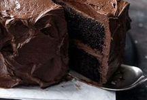Cakes, Frostings & Fillings