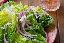 Salads:  Pasta, Meat & Vegetables