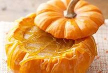 Pumpkin Season / Get your pumpkin spice on! Sweet or savory, snack or drink, you've found our home for all things pumpkin.  / by Key Ingredient Recipes