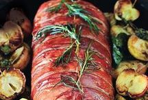 Holiday Feast / Delicious, decadent, and savory recipes for the holiday season! Take your family's festive feast to a whole new level. / by Key Ingredient Recipes