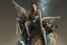 Whovian Dreams / For the love of Doctor Who  / by Jean April Metica