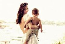 Mommy & Me. / Celebrity mothers share absolutely adorable moments with their children. / by CELEBUZZ