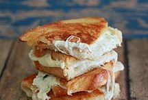 April is National Grilled Cheese Month!! / by Key Ingredient Recipes