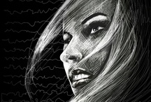 Drawing Challenge:DCscratchboard / by PicsArt Photo Studio