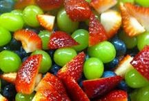 Salads:  Fruit & Sweet / by Audrey P