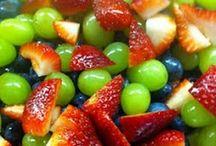 Salads:  Fruit & Sweet