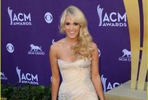 Carrie Underwood ❤️ / Elegance is not about being noticed its about being remembered / by Kara Ann