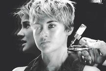 Divergent / Divergent, Insurgent, Allegiant  / by Kara Ann