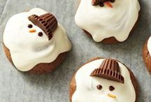 Holiday Treats / Special treats for the holiday season! / by Key Ingredient Recipes