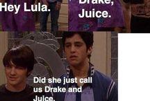 Drake & Josh / Hug me brotha / by Kara Ann