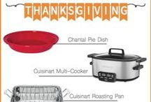 Thanksgiving made Easy / Products to help you plan the perfect Thanksgiving meal. / by Key Ingredient Recipes