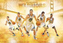 Golden State Warriors / by Kara Ann