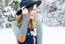 winter outfits ● ›› / Winter Outfit Inspiration and Ideas.