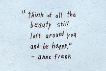 words / by Danielle T.
