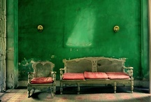 Color Theories / On-trend hues - now featuring Emerald. / by the Foundary