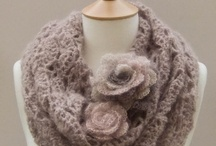 Crochet Inspiration Scarves