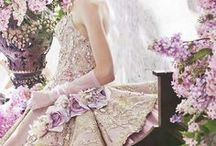 Lavender, Lace & Lovely Things / by Karen Swanger