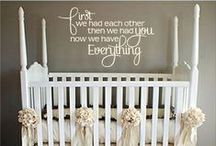 Baby/Kid's Rooms / by Kimberly Auzins